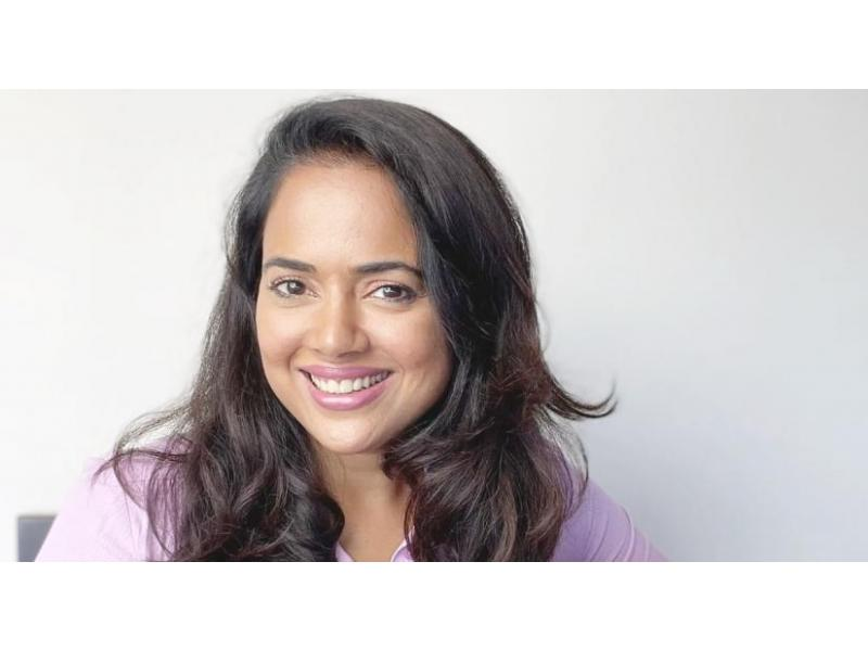 You don't have to get scared; it's just a phase: Sameera Reddy