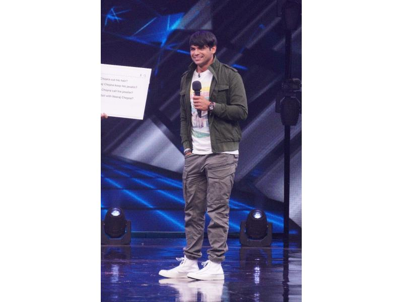Neeraj Chopra joins 'Dance+ 6', shares high points of his gold medal journey